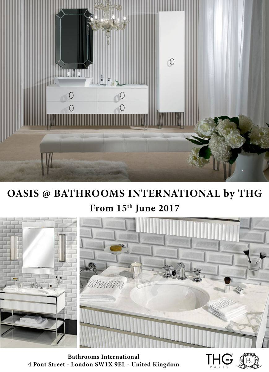 OASIS COLLECTIONS @ THG PARIS SHOWROOM IN LONDON