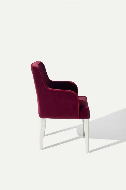Isabey 2 | chair with arms