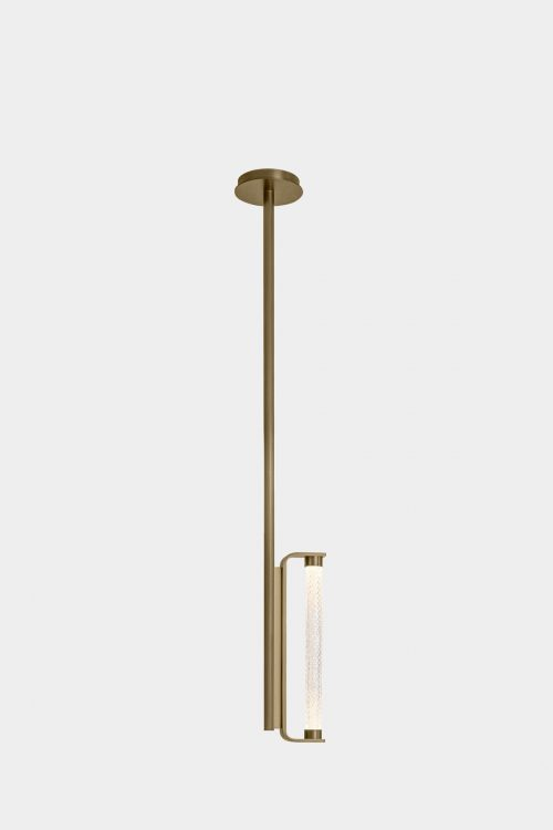 Stradivari suspended lamp - single unit