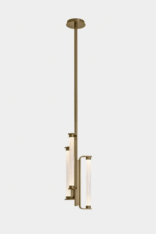 Stradivari suspended lamp - triple unit