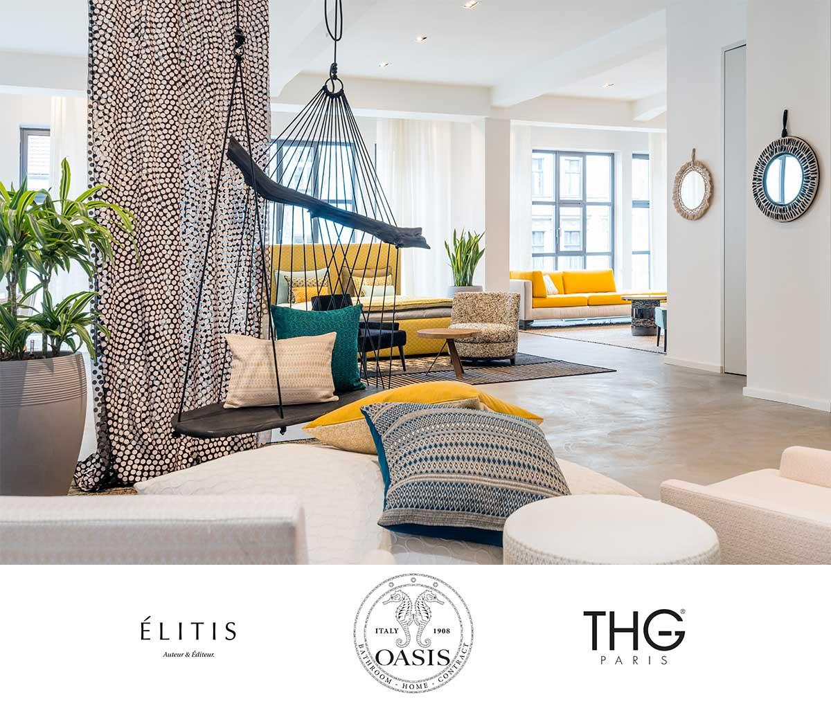 OASIS, ELITIS AND THG:  LUXURY AND ELEGANCE