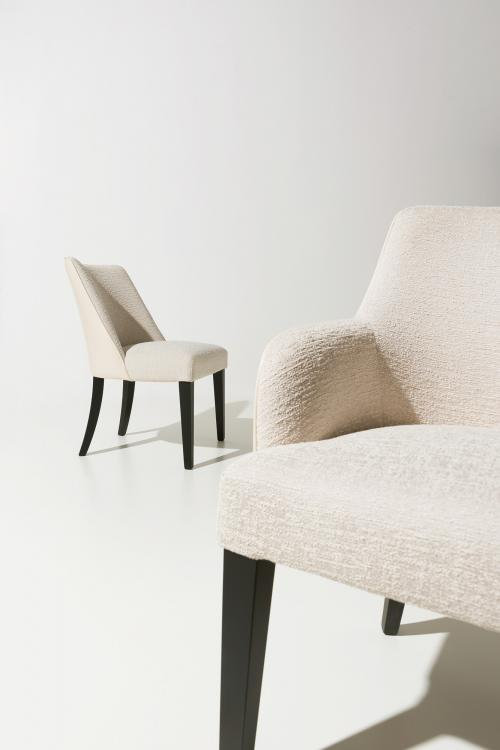 Musa chair and armchair