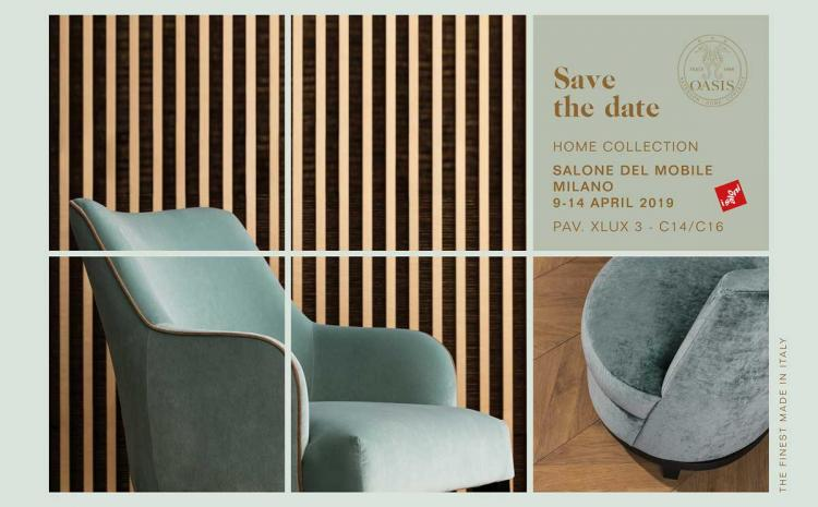 OASIS @ MILAN DESIGN WEEK | 09 — 14 April 2019 |