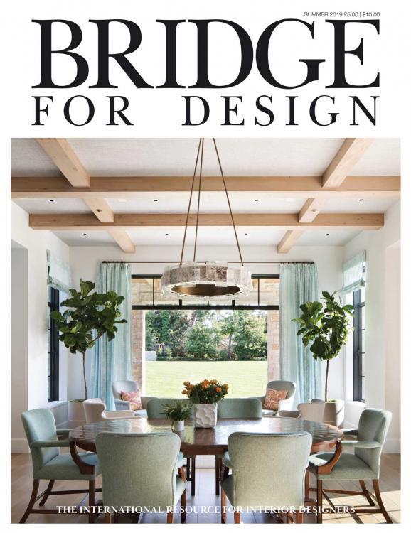 Bridge For Design Summer Issue - Cover