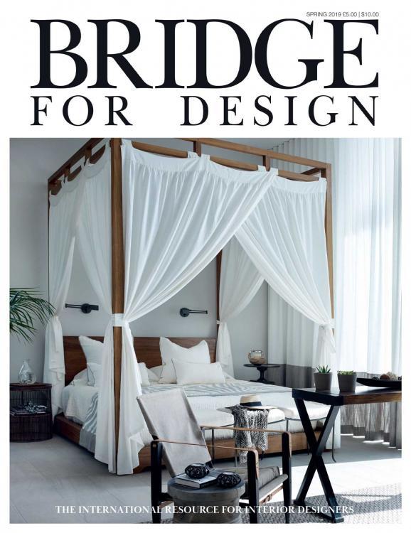 Cover Bridge For Design spring Issue 2019