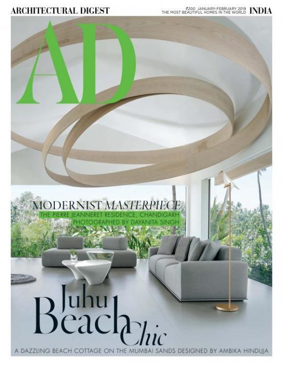 Cover AD India 01.2019
