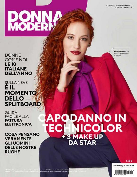 Donna Moderna 12.2018