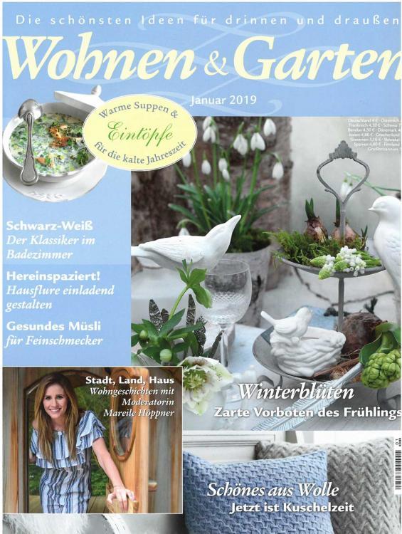 Wohnen & Garten 01.2019