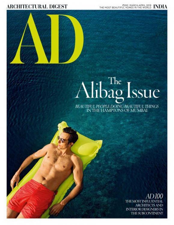 Cover AD India 03.2019