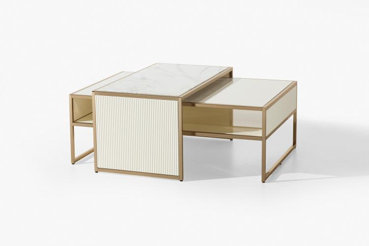 Academy coffee table by Oasis