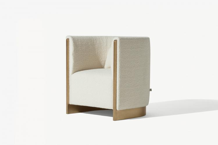 Adeline armchair - Home Collection