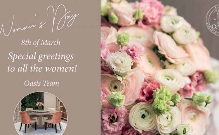 Woman's Day — 8 March 2020