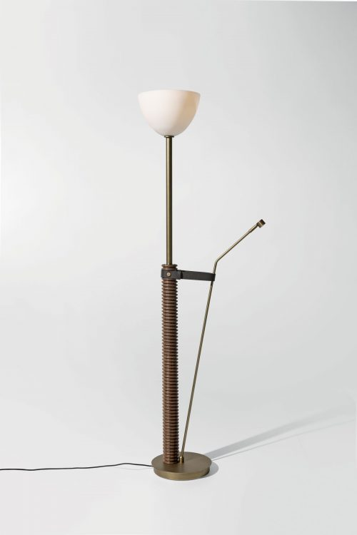 Antonina - Floor Lamp with integrated Reading Lamp