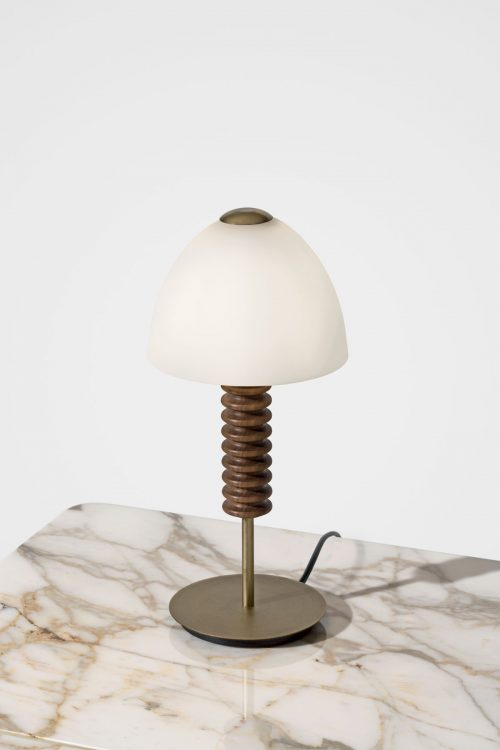 Antonina - Table Lamp - Down version
