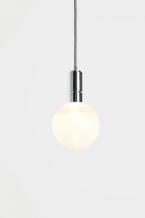 Ducale Sphera Down - Suspended Lamp - Single Unit - Smooth glass