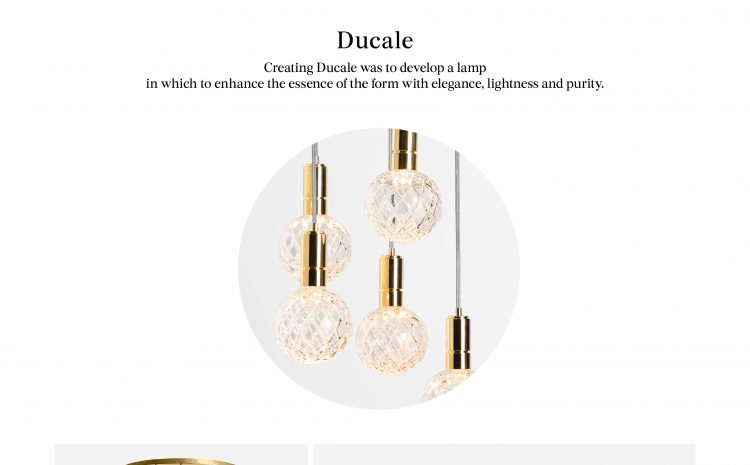 DUCALE, New Oasis Lighting Collection