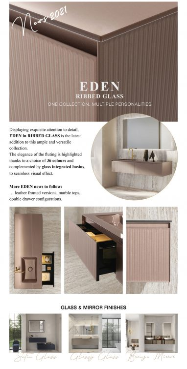 Oasis_Eden glass & mirror_ Master Bathroom Collection_NL