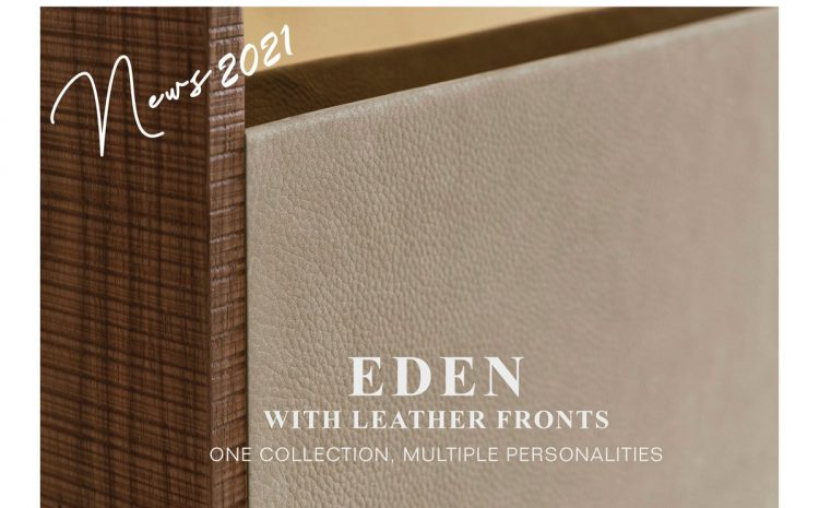 EDEN, ONE COLLECTION,  MULTIPLE PERSONALITIES